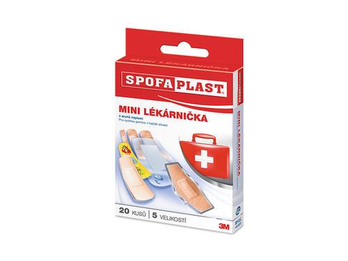 Spofaplast 602 mini lékárnička