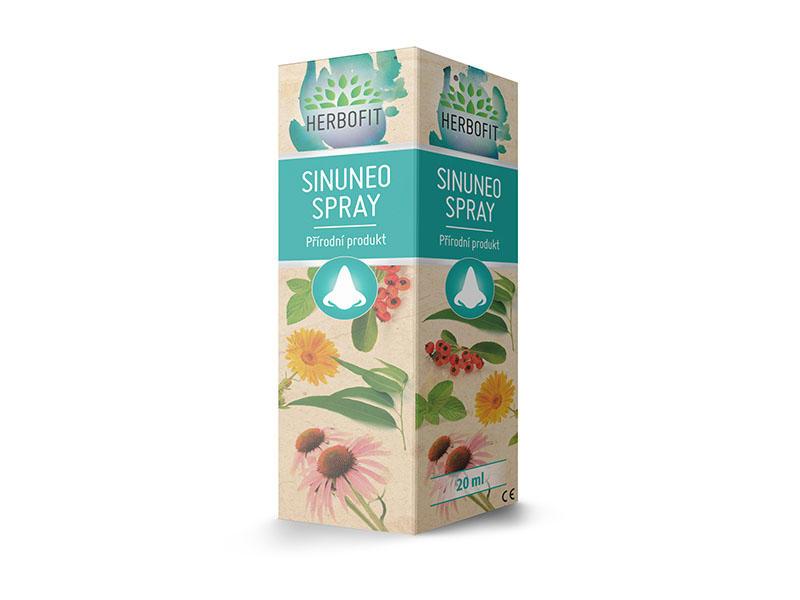 Herbofit SinuNeo spray 20 ml