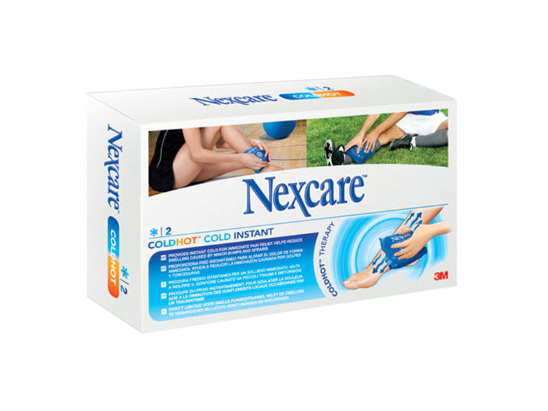 Nexcare ColdHot Instant 15x18cm 2ks Galmed