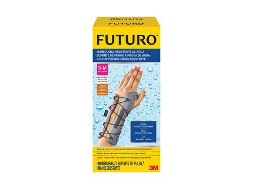 FUTURO VODĚODOLNÁ ZÁPĚSTNÍ ORTÉZA, LEVÁ, S-M