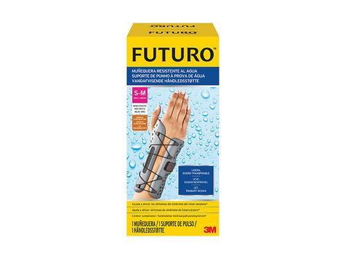 FUTURO VODĚODOLNÁ ZÁPĚSTNÍ ORTÉZA, PRAVÁ, S-M