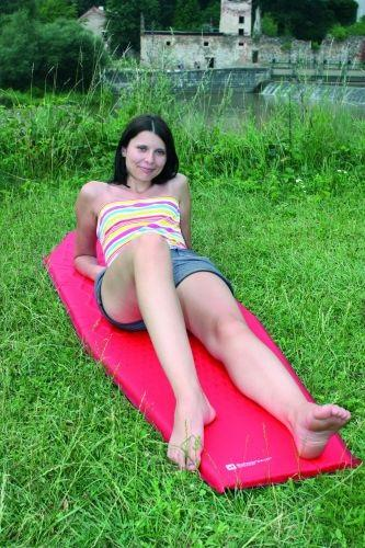 Samonafukovací matrace SCHWARZWOLF REPOSE