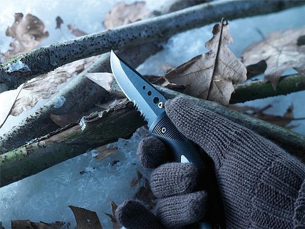 SCHWARZWOLF STYX zavírací nůž