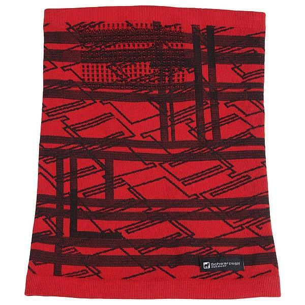 SCHWARZWOLF BUFANDA teplý multifunkční šátek