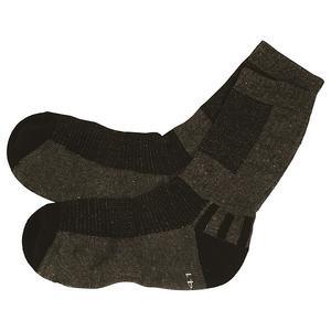 SCHWARZWOLF TREKING ponožky, šedá
