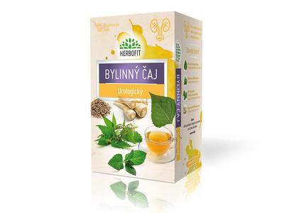 Herbofit Čaj bylinný urologický 20x1,5g