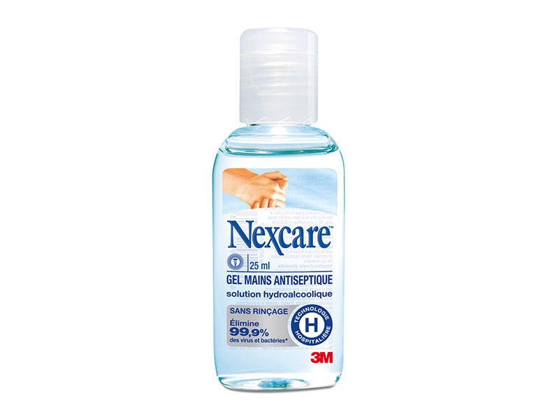 Nexcare desinfekční gel na ruce 25ml