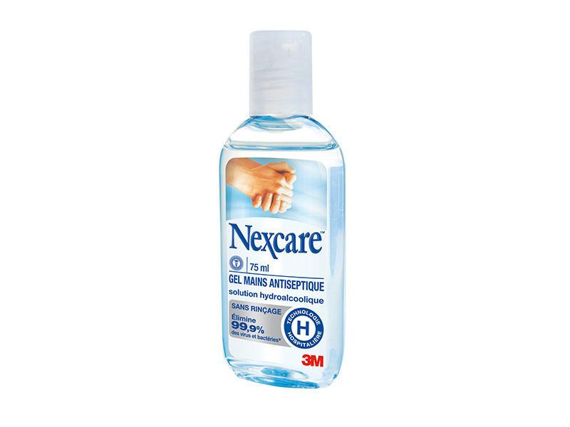 Nexcare desinfekční gel na ruce 75ml