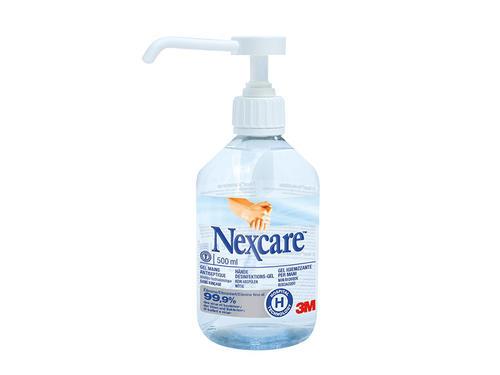 Nexcare desinfekční gel na ruce 500ml