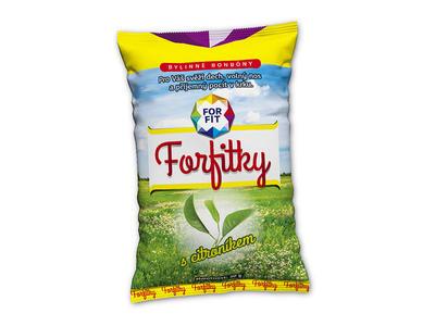 ForFit Forfitky s citroníkem 30g