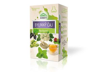 Herbofit Čaj bylinný respirační 20x1,5g