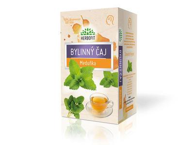 Herbofit bylinný čaj meduňka 20x1,5g